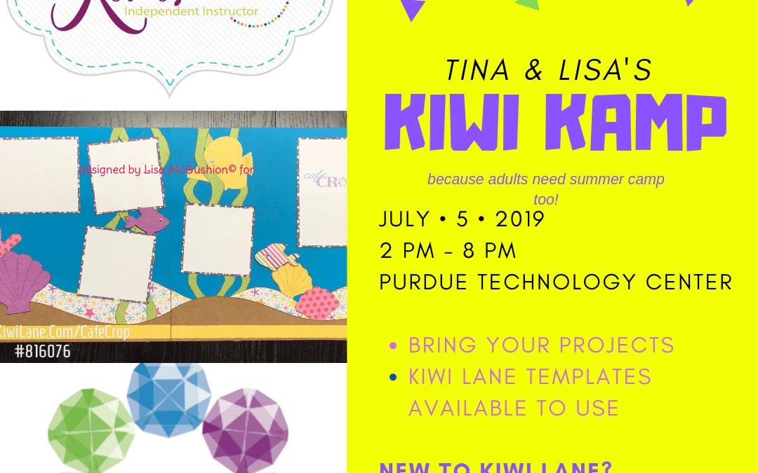 Kiwi Kamp – Summer Camp for Adults!