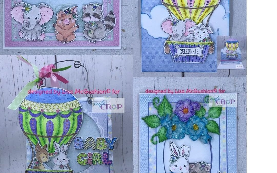 Tender Moments Baby Card and Wall Decor Class