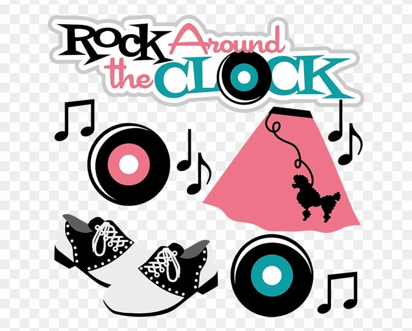 Rock around the Clock at our 1950's themed New Years Eve Retreat!