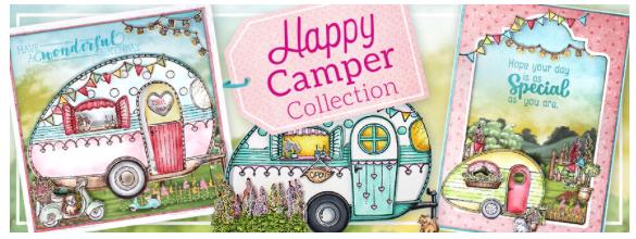 Heartfelt Creations Camping Card Class