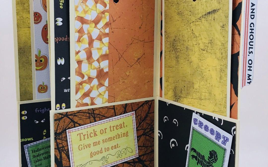 Halloween Folio / Mini Album