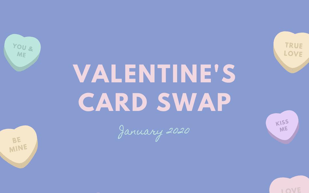Valentine's Card Swap