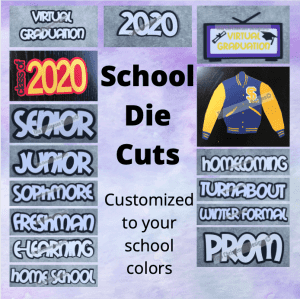 School Die Cuts